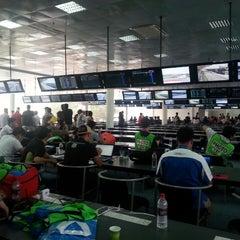 Photo taken at Media Centre | Sepang International Circuit by Masami W. on 5/10/2014