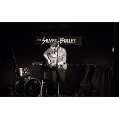 Photo taken at The Silver Bullet by Nacho S. on 7/31/2014
