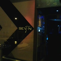 Photo taken at Sev7n Bar by André M. on 3/24/2013