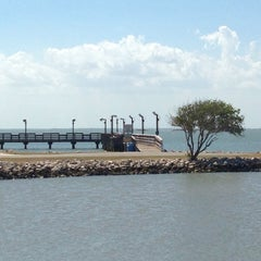 Photo taken at Point Comfort, Tx by Debbie H. on 8/9/2013