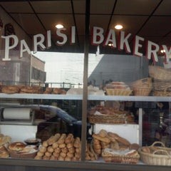 Photo taken at Parisi Bakery Delicatessen by Walter A. on 3/22/2013