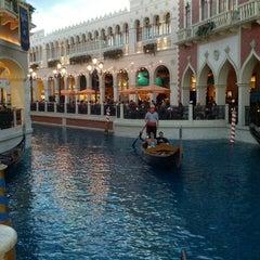 Photo taken at Venetian Resort & Casino by Adrian I. on 7/26/2013