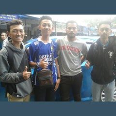 Photo taken at Stadion Persib by Qiwill on 10/5/2015