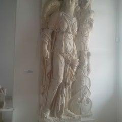 Photo taken at Carthage National Museum I Le musée national de Carthage I المتحف الوطني بقرطاج by Fatouma on 3/12/2015