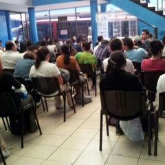 Photo taken at Terminal de Buses MUSOC by Gerardo A. on 9/28/2012