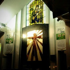 Photo taken at Church of Our Lady Of Perpetual Succour by Shelly S. on 4/13/2013