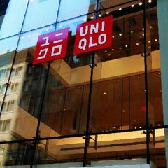 Photo taken at UNIQLO 5th Ave by Rod L. on 5/4/2013