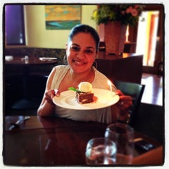 Photo taken at Seasons Restaurant by Melvin B. on 4/28/2013