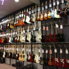 Photo taken at Guitar Center by Dennis on 1/12/2013