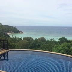 Photo taken at Chintakiri Resort by Bernard V. on 10/3/2015
