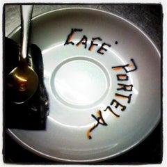 Photo taken at Café Portela by Joao M. on 3/9/2013