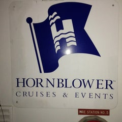 Photo taken at Hornblower Cruises & Events by Wesley S. on 1/10/2013