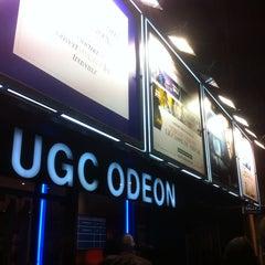 Photo taken at UGC Odéon by Renaud F. on 1/13/2016
