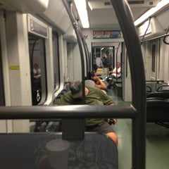 Photo taken at Montebello/19th Ave METRO Park-and-Ride by Ali K. on 7/27/2013