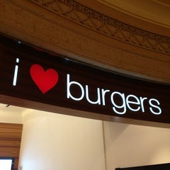 Photo taken at I Love Burgers by Zeid A. on 8/31/2013