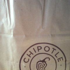 Photo taken at Chipotle Mexican Grill by Morgan A. on 5/12/2013