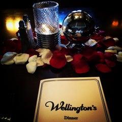 Photo taken at Wellington's by Jobina 🍹 N. on 8/2/2014