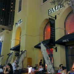 Photo taken at Paul Cafe كافيه باول by Mark S. on 10/19/2012
