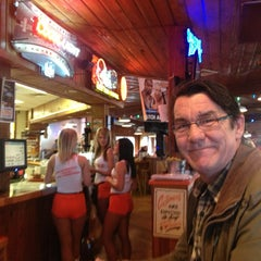 Photo taken at Hooters by Stan T. on 12/26/2012