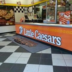 Photo taken at Little Caesars Pizza by Joseph C. on 6/23/2014