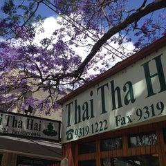 Photo taken at Thai Tha Hai by Jason W. on 10/30/2013