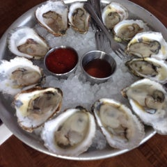 Photo taken at Matunuck Oyster Bar by k r y s t a l on 10/5/2013