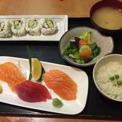 Photo taken at Sushi on Stanley by Bryan suk C. on 11/21/2014