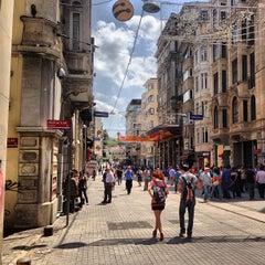 Photo taken at İstanbul Barosu by Bruno B. on 6/17/2013