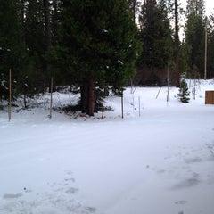 Photo taken at Black Bear Inn by Krista G. on 12/11/2013