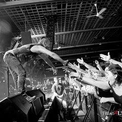 Photo taken at Hampton Beach Casino Ballroom by LIVE on 7/21/2013