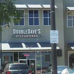 Photo taken at DoubleDave's Pizzaworks by Don S. on 5/7/2013