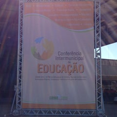 Photo taken at CEU Pimentas by Carlos Eduardo S. on 8/3/2013