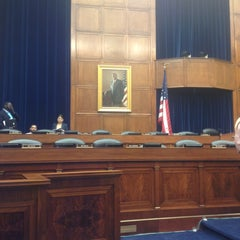 Photo taken at House Oversight Committee by Robert D. on 6/23/2014