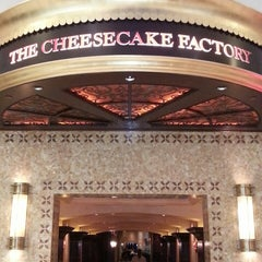 Photo taken at The Cheesecake Factory by Jeff T. on 4/14/2013