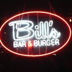 Photo taken at Bill's Bar & Burger by Cayce C. on 5/11/2013