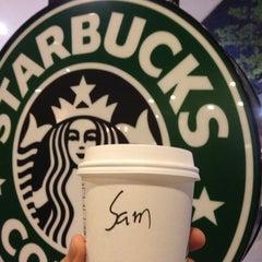 Photo taken at Starbucks by Sam K. on 4/28/2013