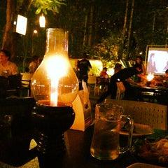 Photo taken at CHIQ Bar & Restaurant by Panachon S. on 3/28/2013