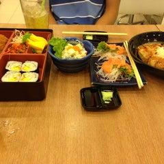 Photo taken at Oishi Ramen (โออิชิ ราเมน) by Noodream L. on 5/5/2013