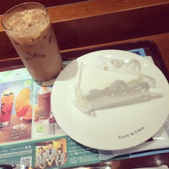 Photo taken at CAFÉ de CRIÉ 道玄坂上店 by JA9930 @. on 5/12/2015