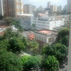Photo taken at Instituto de Estudos Superiores da Amazônia by Gleisson G. on 4/15/2013