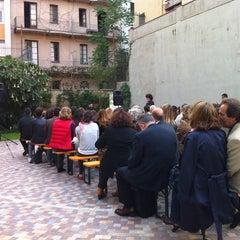 Photo taken at Istituto Italiano di Cultura by Silvia C. on 5/6/2014