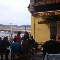 Photo taken at Mercante by María José, C. on 3/31/2013