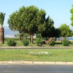 Photo taken at Bostanlı by Suat S. on 7/17/2013