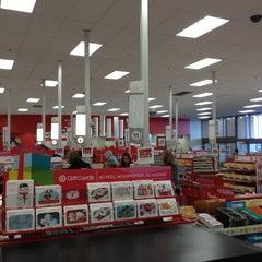 Photo taken at Target by Lynda F. on 11/3/2012