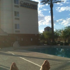 Photo taken at Candlewood Suites Las Vegas by Peter M. on 9/17/2013