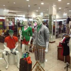 Photo taken at Matahari Department Store by Nariman on 4/15/2013