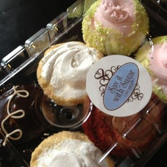 Photo taken at Say It With Sugar Cake Shop by Kay M. on 6/27/2013