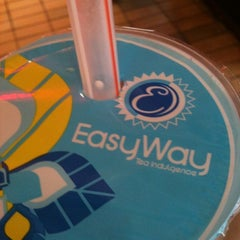 Photo taken at EasyWay Tea by Adriné G. on 8/26/2011