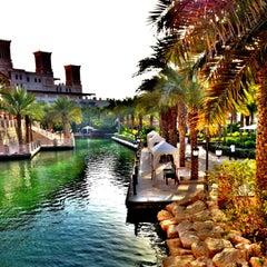Photo taken at Madinat Jumeirah مدينة جميرا by Miss L. on 4/22/2013