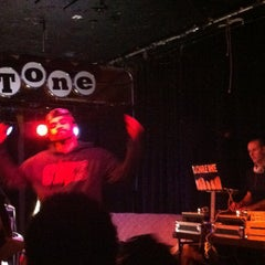 Photo taken at Hi-Tone by Cory C. on 2/10/2013
